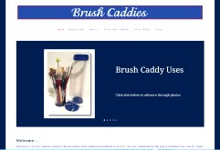 BrushCaddies.com