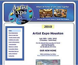 Artist Expo Houston