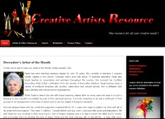 Creative Artists Resource